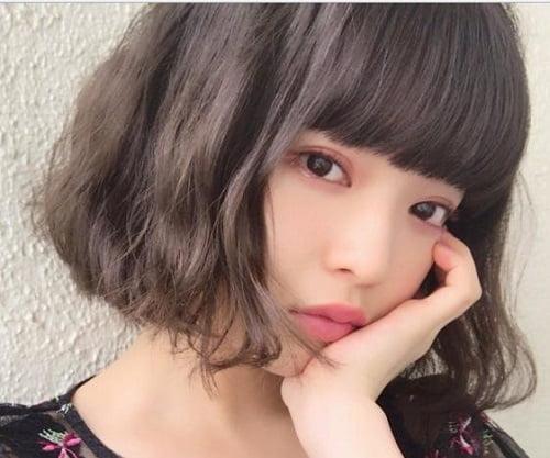 田中芽衣 髪型 画像