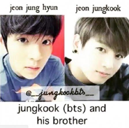 ジョングク 兄弟 画像
