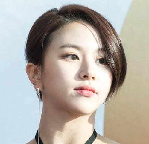 チェヨン 髪型 画像