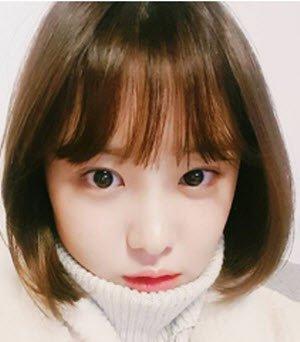 ソンジウン 髪型
