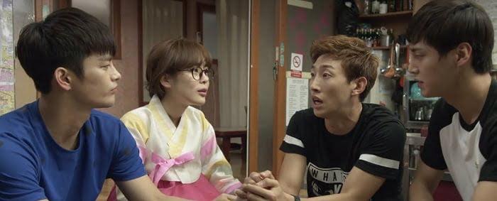 ナイショの恋していいですか!? 韓国ドラマ 最終回 感想